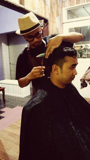 This is about passion Barbershop Barbering Barberlife Haircut Malang Sawojajar Morethanahaircut