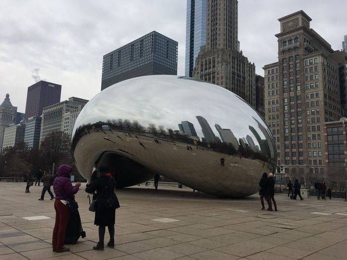 The Bean Reflection