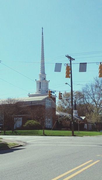Taking Photos Churches Churchporn Church Steeple