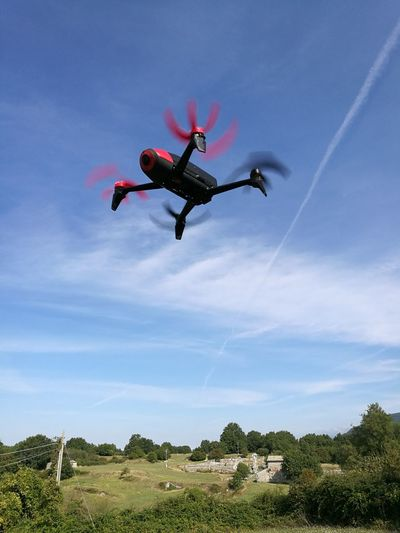 Drone  Bebop Carsulae