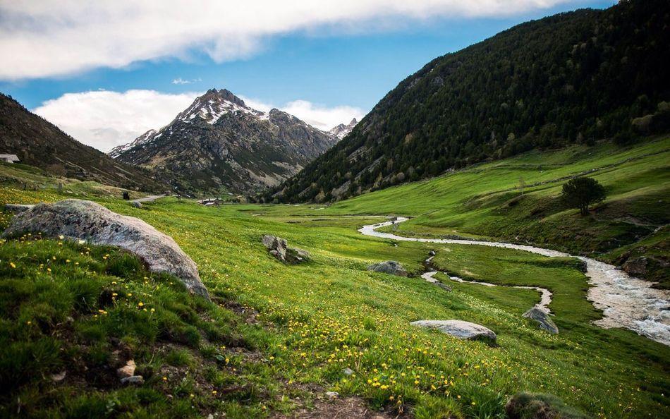 La vall d'incles, Andorra Landscape EyeEm Nature Lover Landscape_Collection Nature