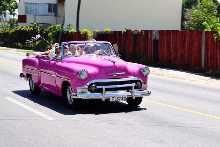 Cuba Havana Old Cars