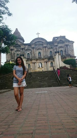 Taal, Batangas Old Church Overwhelmed Blessed