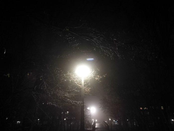 Night No People Outdoors Nature Light Bridge