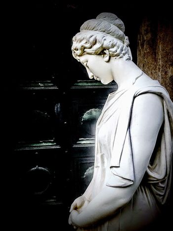 Statue Grave Graveyard Madonna Church Trauer Mourning Sorrow Gate Rip Rest In Peace ❤ Pax Rest