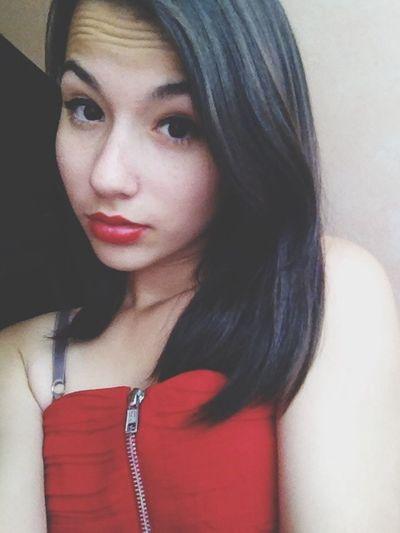 Beauty Model Red Braziliangirl