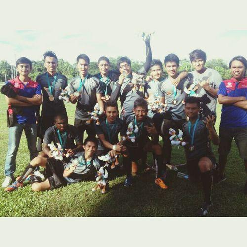 Sabah Games 2013 Rugby Putatan Champions