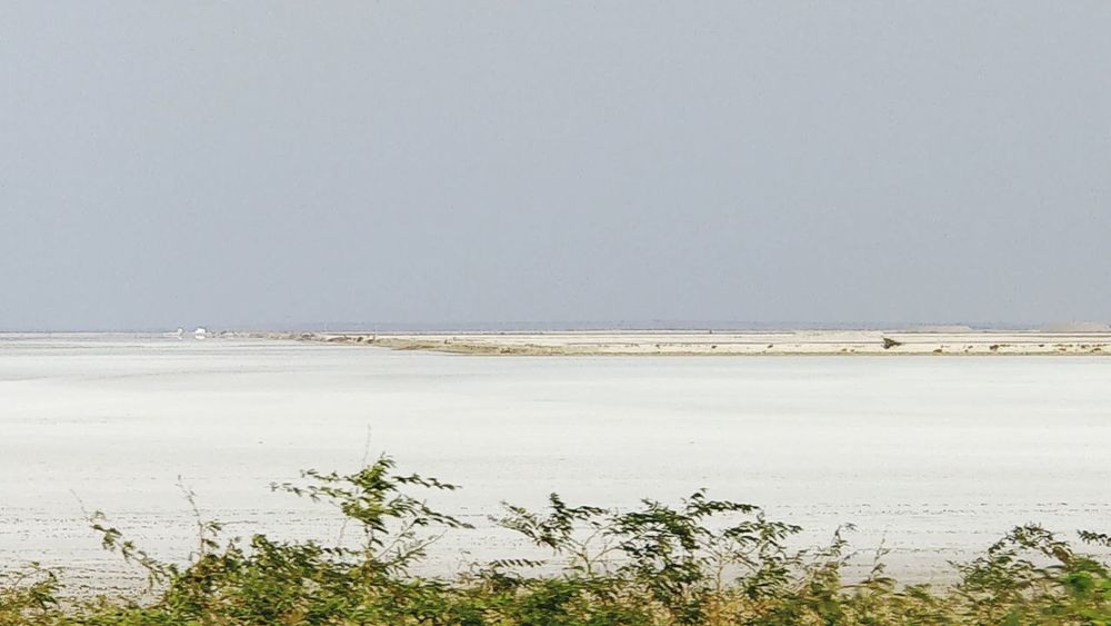 Salt Farming An Eye For Travel Beach Horizon Over Water Sea Tranquility Tranquil Scene Beauty In Nature Outdoors