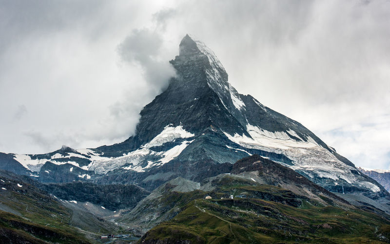 The Matterhorn near Zermatt, Switzerland First Eyeem Photo Alps Switzerland Alps Mountain Peak Outdoors Mountains Landscape Lanscape Photography Nature Snow Cervino Cervin Switzerland Zermatt Switzerland Zermatt Swiss Mountains Swiss Alps Swiss Matterhorn Zermatt Matterhorn  Mountain Range Sky Cloud - Sky Mountain