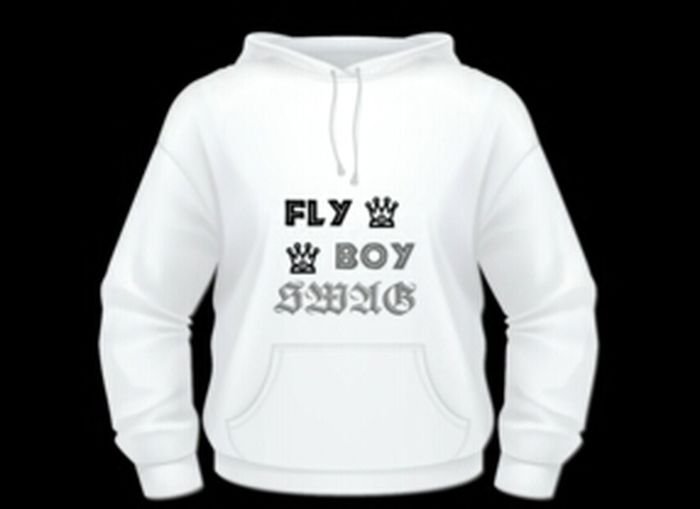 GET THE EXCLUSIVE #FLYBOYSWAG HOODIES FOR YA SONS #LADIES AND #GENTS FROM KIDS TO ADULT WE LIVIN THAT FLYLIFE :) #YaRnbG Check the link in the Comments :)