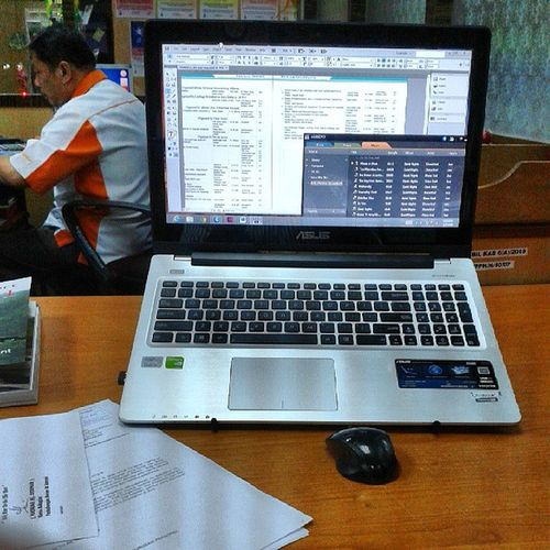 Doing Indesign work work work