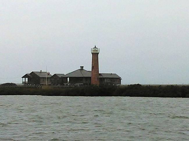 Showcase April Lighthouse Barren Island Gulf Of Mexico