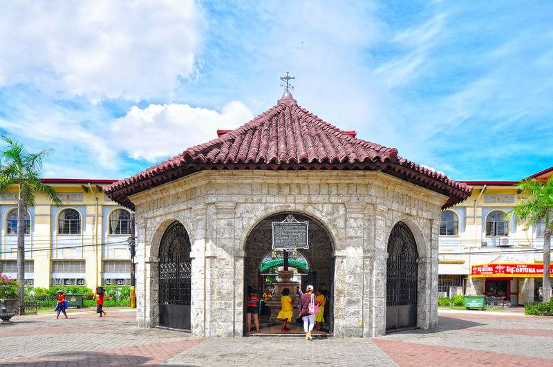 Architecture Basilica Basilica Minore Del Sto Beliefs Church Faith Magellan's Cross Religion Skies Tradition
