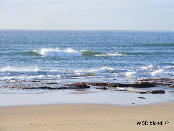 Ocean Waves Waves, Ocean, Nature Beach Early Morning Water Blue Blue Sky Sand Sand & Sea
