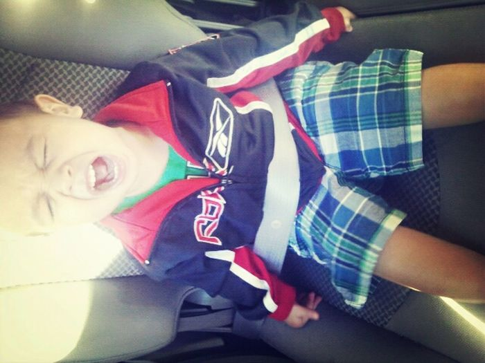 Were All Crazy In Some Way ILOVE YU MY LITTLE BUGER<3