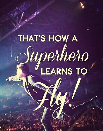 The Script<3 Superhero <3