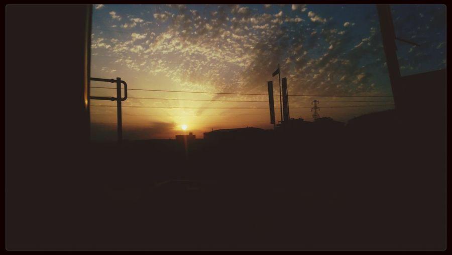 Sunset in Bursa/Turkey...
