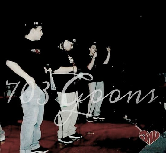 The Original 703 Goons <3 I love these guys soo very mucho =] Underground Music Great Performance Rappers