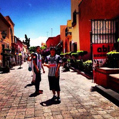 Rayada Rayado Rayados Downtown queretaro centro monterrey me mexico mex tourism vamosrayados ligamx ligabancomermx