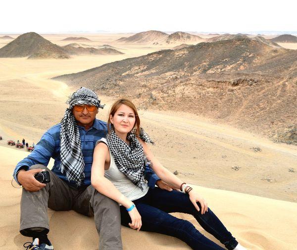 Аравийская пустыня май 2015 год