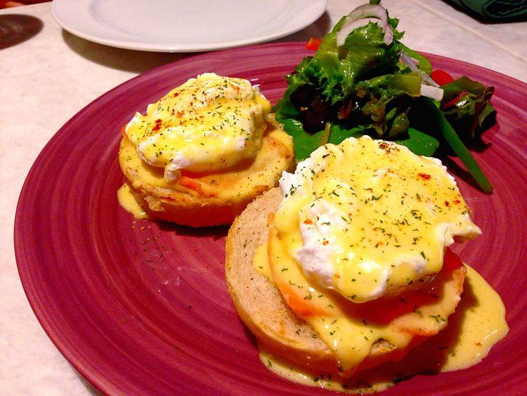 Eggs Benedict Food Foodphotography Foodporn Breakfast The EyeEm Breakfast Club Bangkok Foodgasm Foodie For EyeEm Foodies.