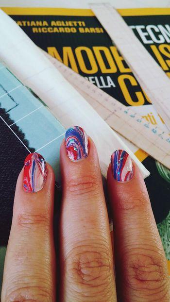 Nail Art ❤ Nail Art Smalto Smaltocolorato Mani