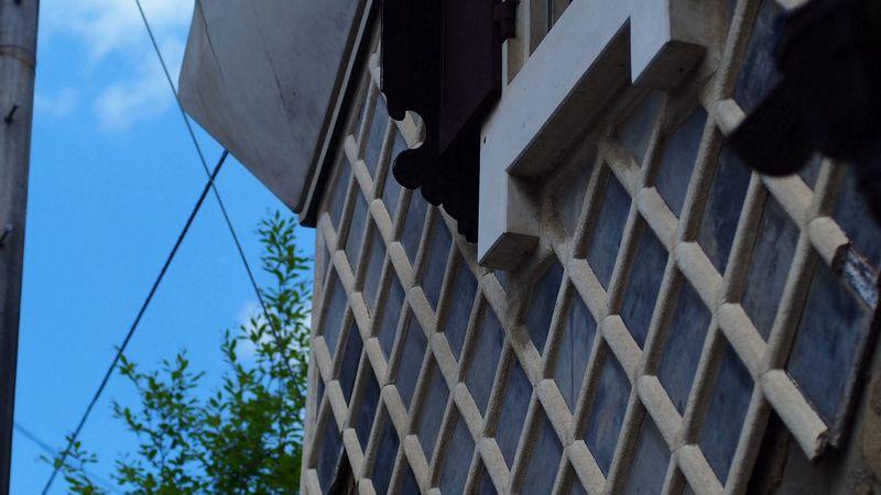 なまことあおぞら Architecture Streetphoto_color Japan CanonFD  #oldlens