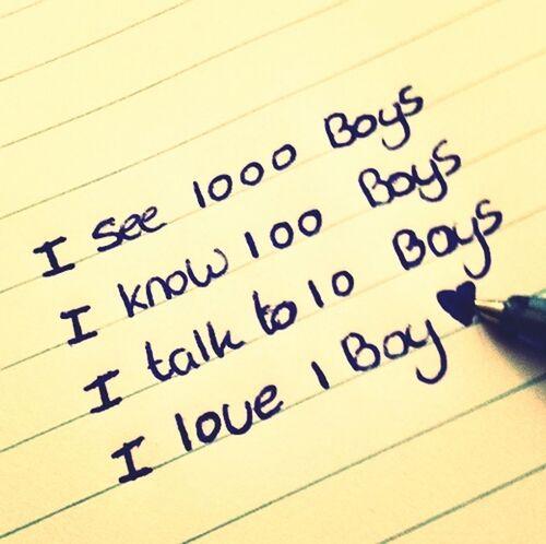 Boys Boy Love