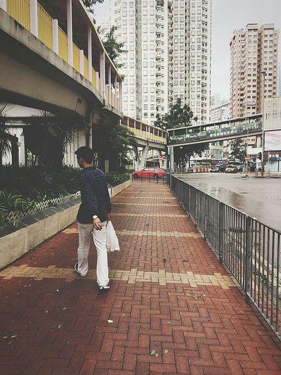 Mystory City Real People HongKong