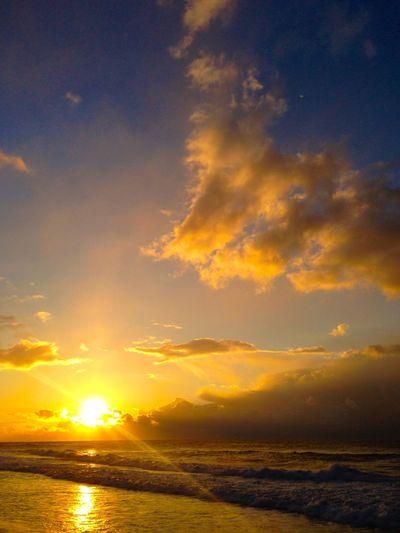 明けましておめでとう〜ございます*\(^o^)/*晴れ〜 Beach