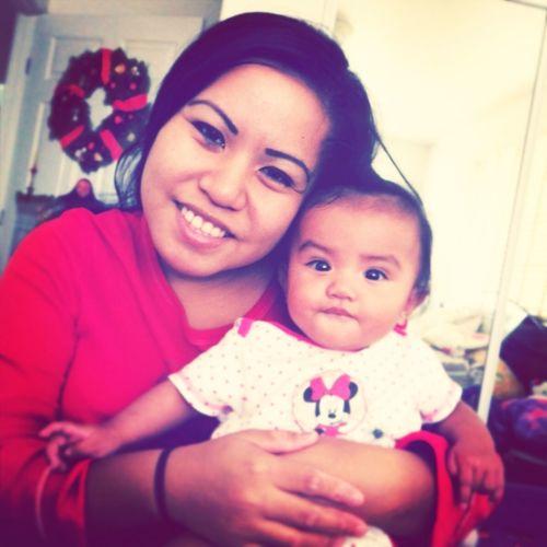 Mommy & Jazi Girl!