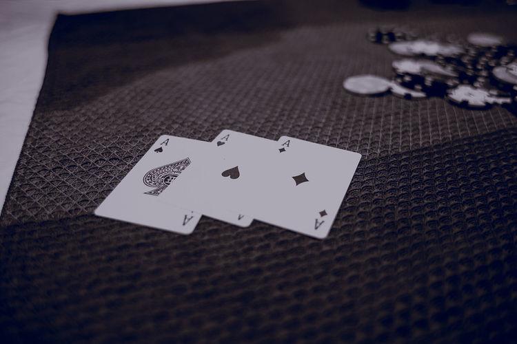 Festive Season Teen Patti Cards Game Three Card Poker Photohunterz Ace