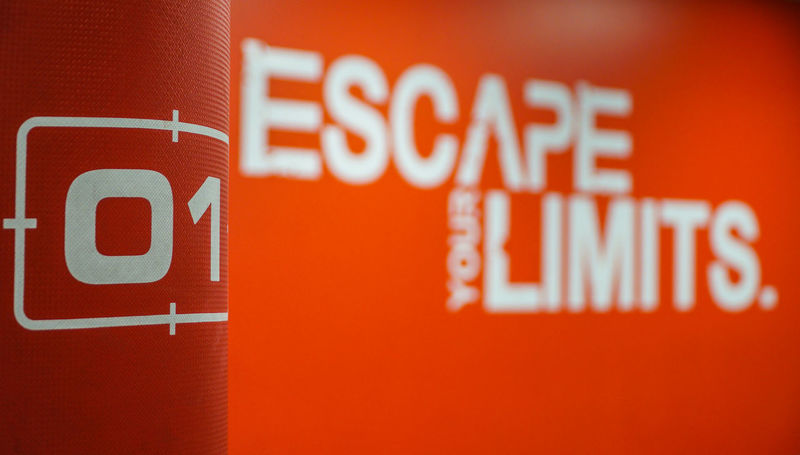 Escape... https://www.youtube.com/watch?v=9mQJaXwGPlg 01 1 18-105mm Capital Letter Close-up Crossfit Escape Gym Indoor Indoors  Light Light And Shadow Limits No People Orthographic Symbol Punch Punching Bag Red Sony A6300 Text White