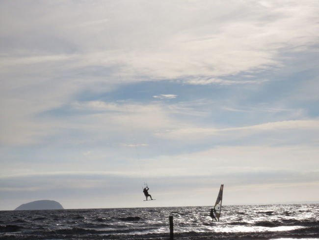 Hanging Out Taking Photos Watersports Photography Sailboarding Paraboarding Sea And Sky Ocean_Collection ~~ Ocean View Feel The Journey People Of The Oceans Outdoors Weston-super-mare Somerset England