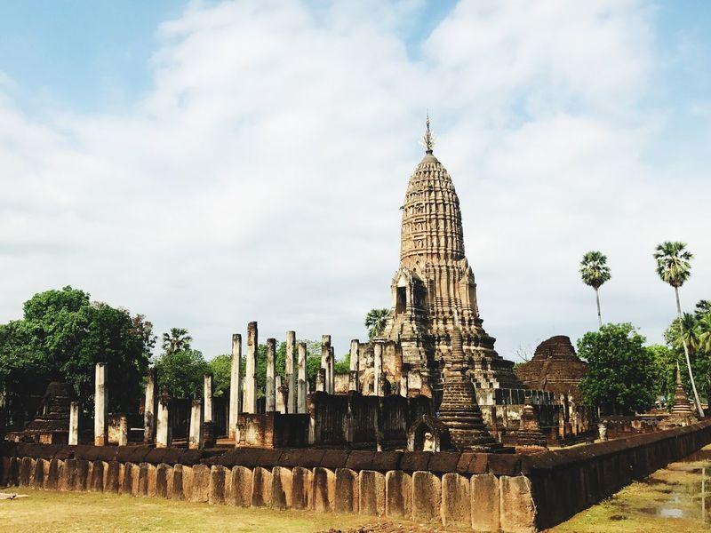 Sukhothai Sukhothai Historical Park Sukhothai, Thailand