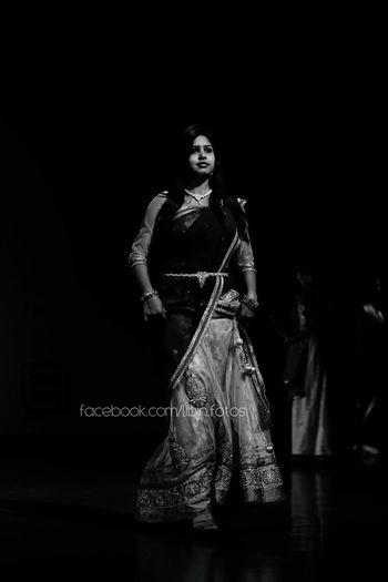 Ethnicday Fashion Show Dayanandsagar Institutions Bangalore Taking Photos Libinfotos