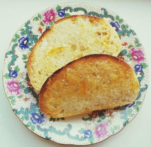 Toast Bread Breakfast Marmalade