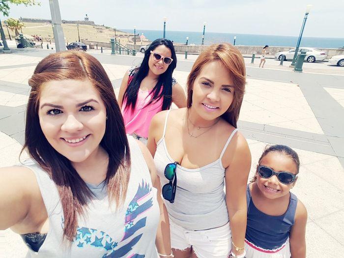 Cousins selfie @ Viejo San Juan Taking Photos Hello World Enjoying Life First Eyeem Photo