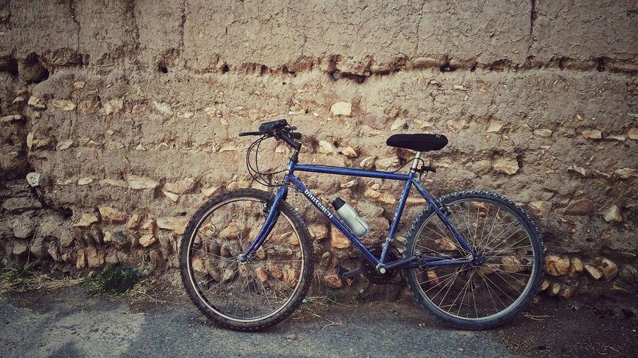 Lasbicicletassonparaelverano Bici Bicicleteando Preparada Para Mañana Relaxing Marquesado