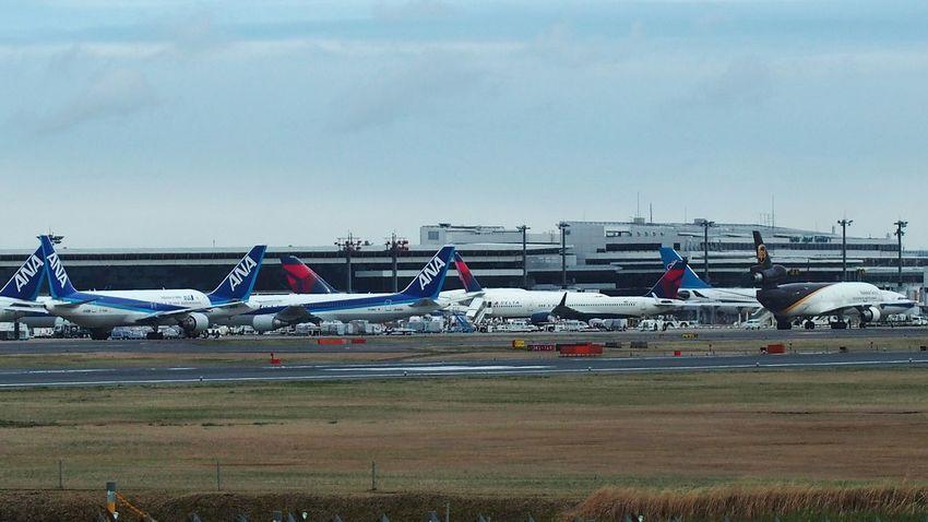 駐機 Airport 成田国際空港 (Narita International Airport (NRT)) CanonFD  Streamzoofamily