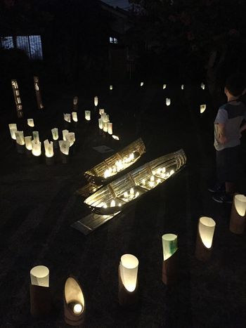 光 願い Japan Praying 祈り Beauty 夜 Night Peace 平和 船 Naval