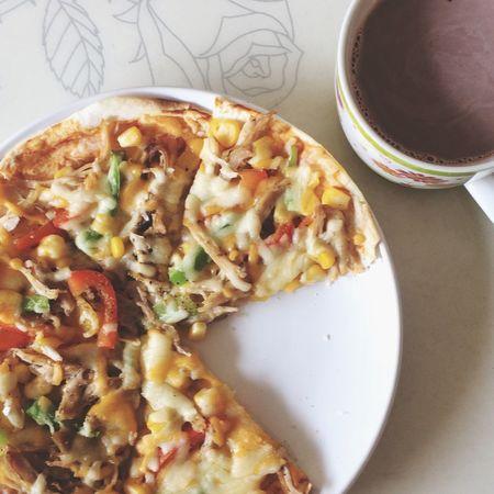 Homemade Pizza Foodporn