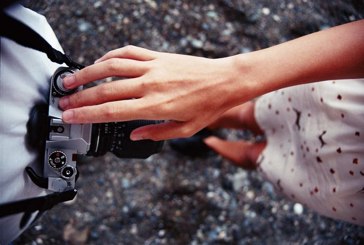 Analogue Photography Camera Film Hands Kodak Life Photoshoot Shoot Canon Day Distance Filmphotography First Eyeem Photo Holding Lifestyles Location Men People Photo Photographer Photooftheday Sea And Sky Summer Time Women