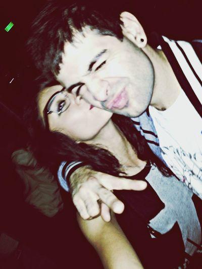 my love and I clubbin ❤