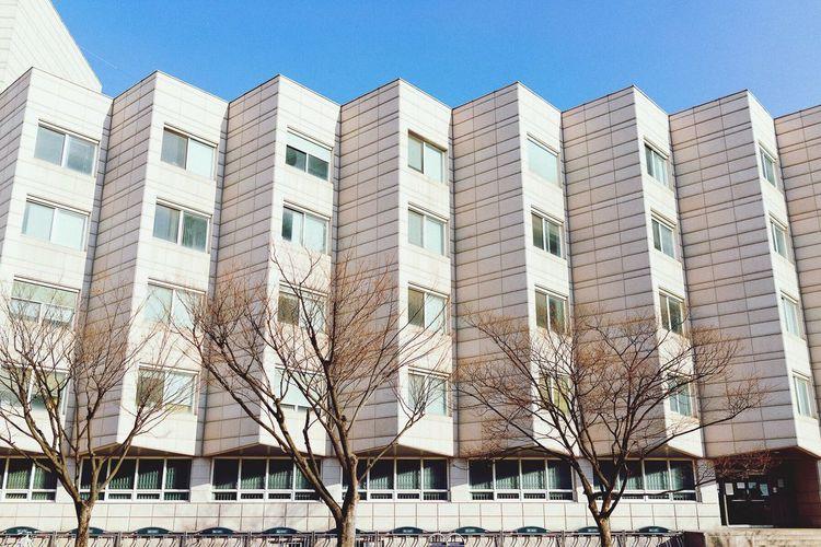 Urban 4 Filter Geometric Shapes EyeEm Korea Seoul, Korea