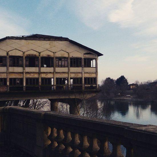 Pavia Italia Italy Ticino Fiume Struttureabbandonate Goodday Friend Passeggiatelunghe