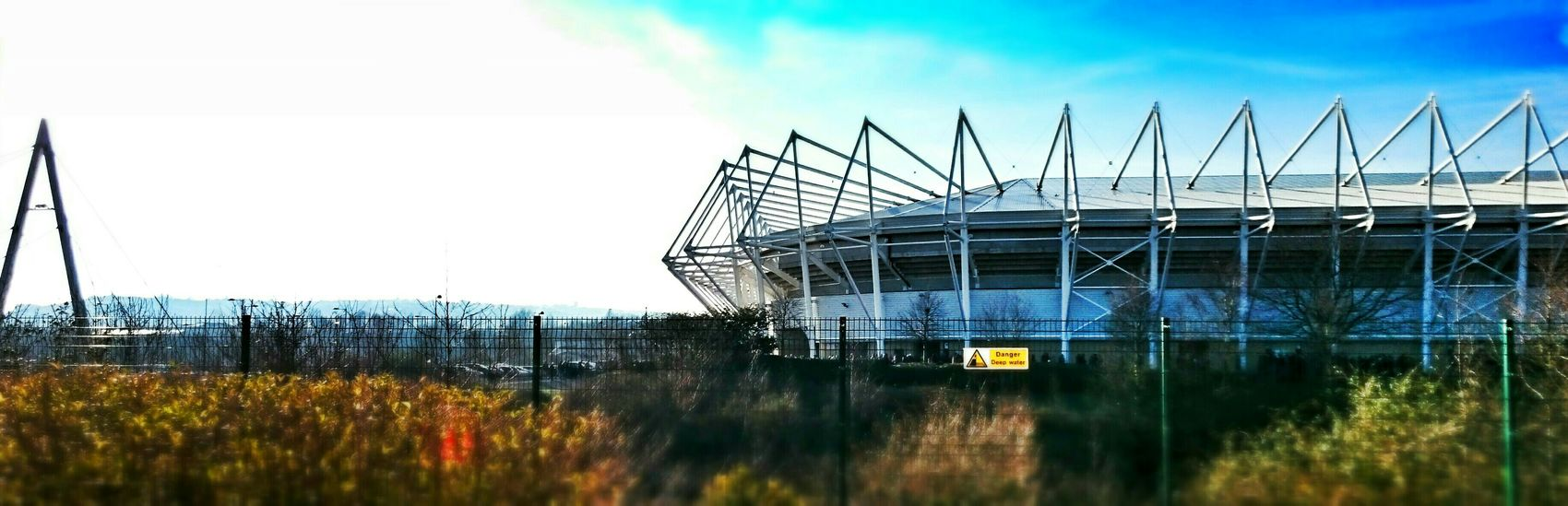 Cracking day for some football Swansea Football Football Stadium Jack Army