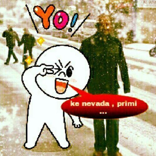 how much snow, cousin / ke nevada , primi ....