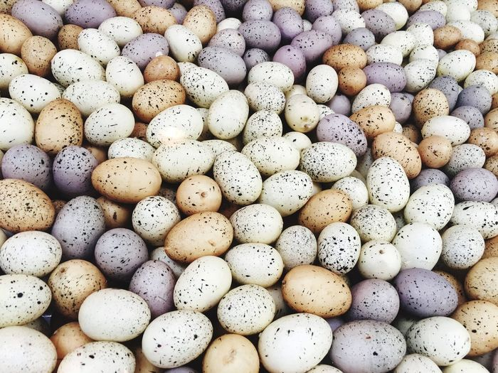EyeEm Selects Backgrounds No People Full Frame Large Group Of Objects Egg Pattern Abundance Animal Egg Spotted Repetition Close-up Fragility EyeEmNewHere