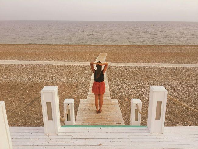 Sea Beach Missing Summer Antalya Turkey